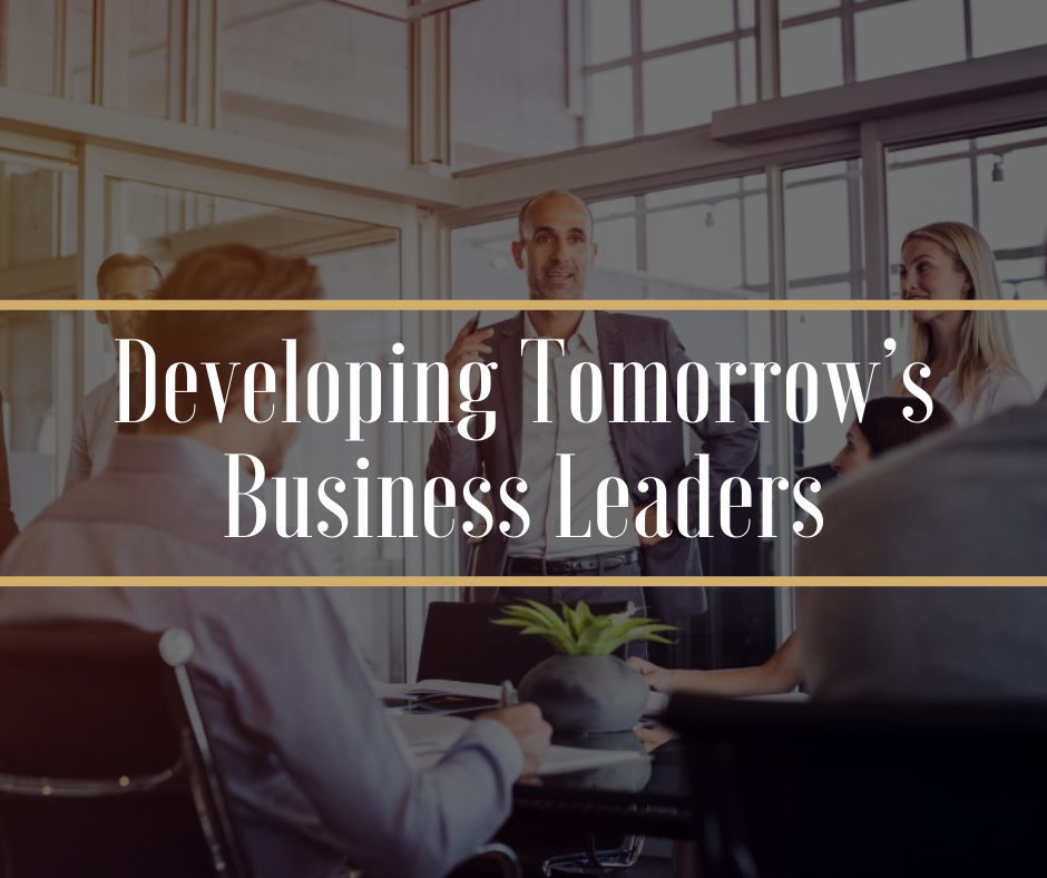 Defining Leaders - Workshop banner